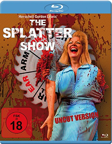 The Splatter Show 2009 German dl 1080p BluRay x264 iFPD