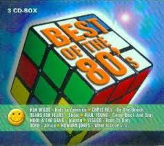 Best of The 80s.   1119 Hits-L-Z.