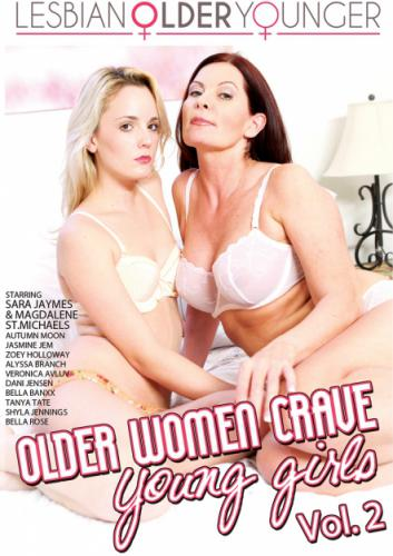 Older Women Crave Young Girls 2 720P Cover