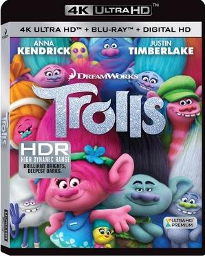 Trolls (2016) 4K ULTRA HD 3840 x 2160 DTS HD MA ENG DTS ITA AC3 ITA ENG SUBS-BFD