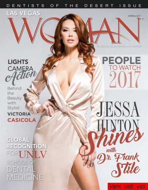 Las Vegas Woman Spring 2017