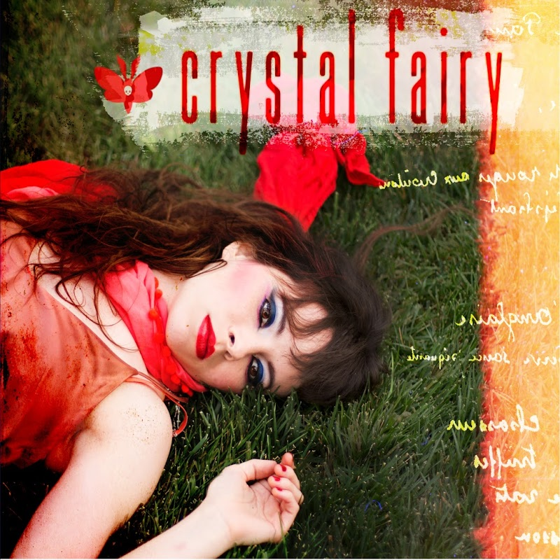 Crystal Fairy - Crystal Fairy (2017)