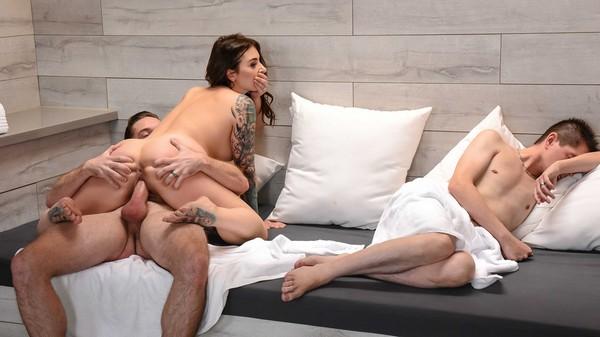 Sex porn sauna