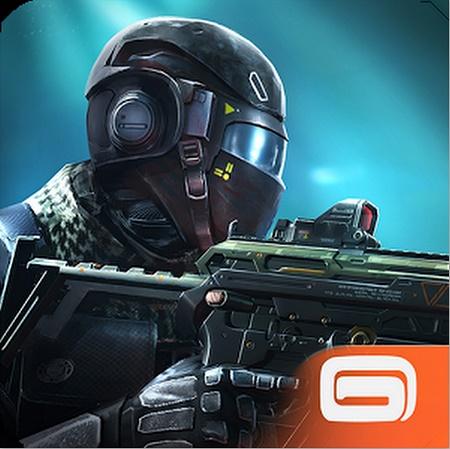 Modern Combat 5 eSports Fps v2 4 0g Apk God Mode Ads Free Latest