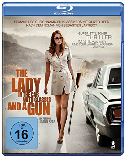The Lady In The Car With Glasses And A Gun 2015 German 1080p BluRay Avc-Avc4D