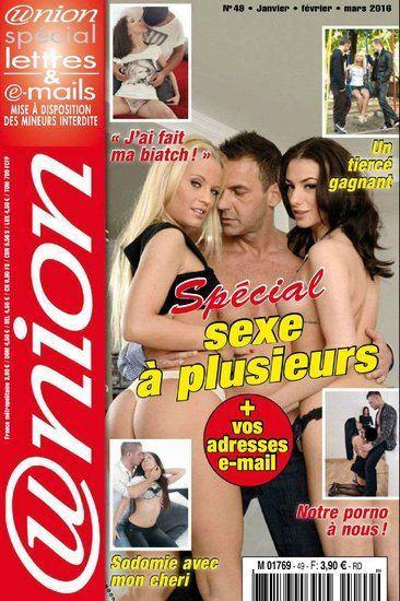 Union Special Lettres Et Email Vol 49 Cover