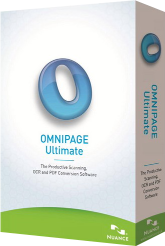 Nuance Omnipage Ultimate 19.1 Full Retail Multilanguage
