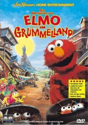 Die Abenteuer von Elmo im Grummelland German 1999 Dl Pal Dvdr iNternal - CiA