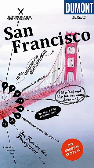 Dumont - Direkt-Reiseführer - San Francisco