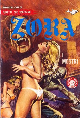 Zora Comics Pack (Italian)