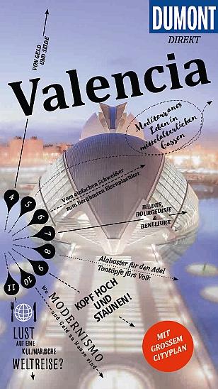 Dumont - Direkt-Reiseführer - Valencia