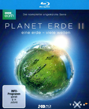 Planet Erde II S01 Complete German 5.1 DL dtsMA 720p BDriP x264-TvR