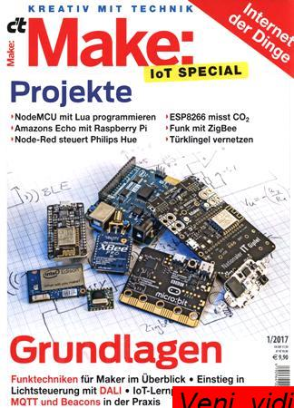 ct Make IoT Special Nr 1 2017