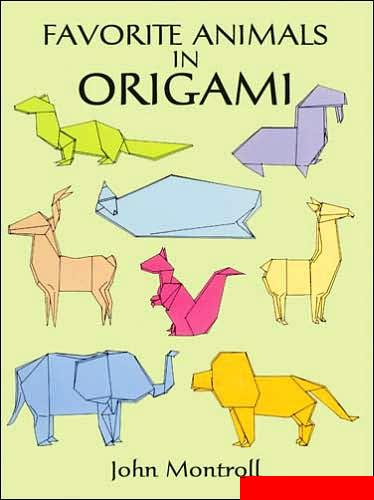 Favorite.Animals.in.Origami