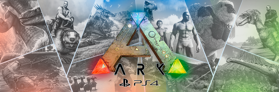 Españoles en ARK: Survival Evolved PS4