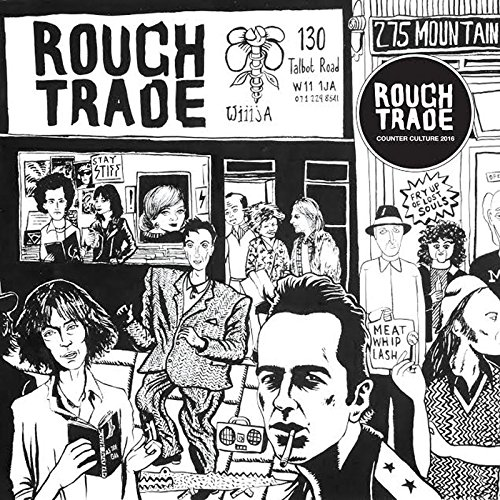 Rough Trade Shops Counter Culture 16 (2017)