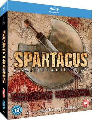 Spartacus S00-So3 Complete German 1080p BluRay x264-miXxed
