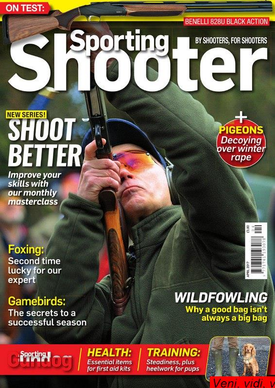 Sporting Shooter April 2017