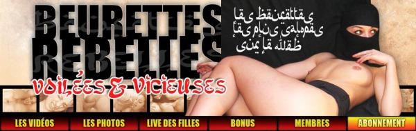 Beurettes Rebelles - Siterip