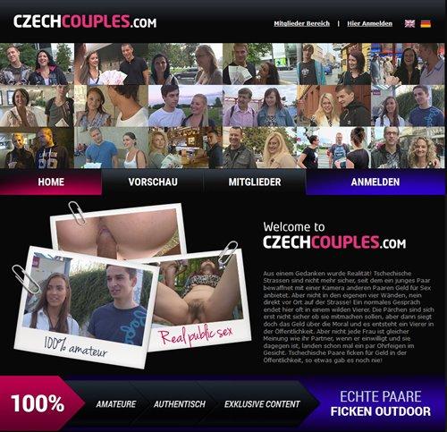 Czech Couples 720P Siterip