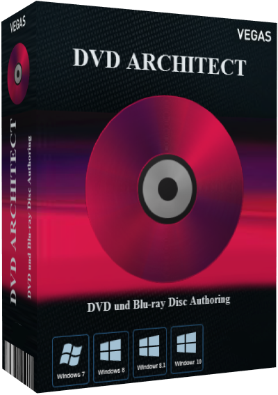 MAGIX Vegas DVD Architect v7.0.0 Build 84
