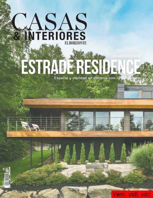 Casas und Interiores Febrero 2017