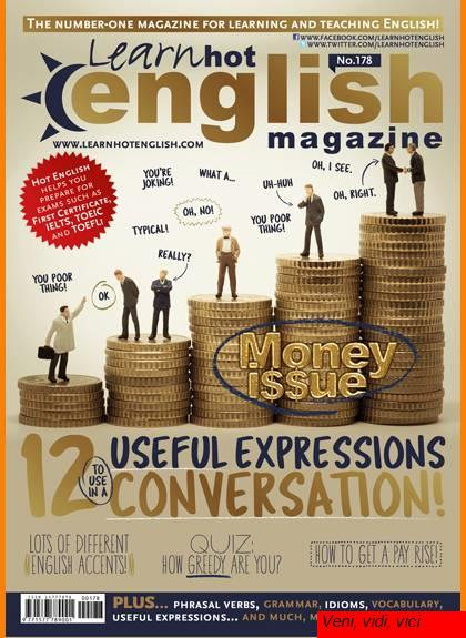 Hot English Magazine Audio Edition Number 178 March 2017