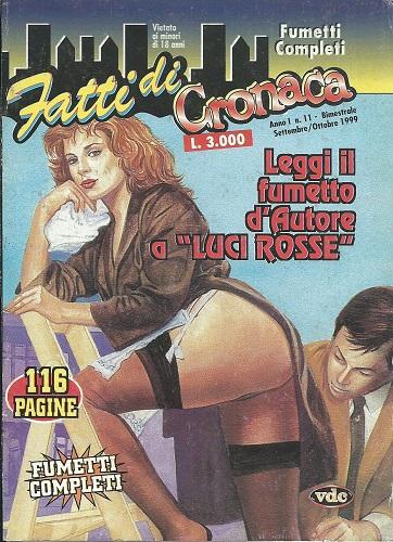 Fatti di Cronaca 11 (Italian)