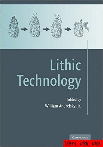 Lithic Technology Measures of Production Use and Curation