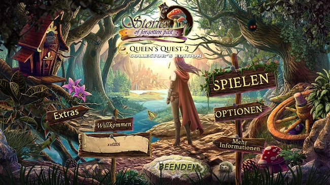 Queen's Quest 2-Stories of Forgotten Past Sammleredition [DE]