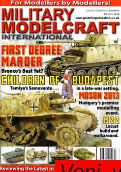 Military Modelcraft International July 2013