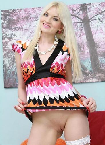 Blonde slut Bree Haze double anal for Gonzo SZ1635 Cover
