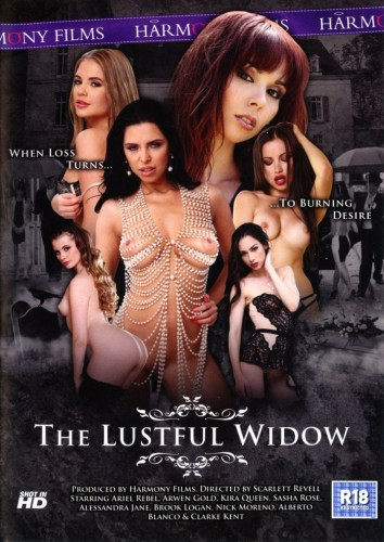 The Lustful Widow Cover