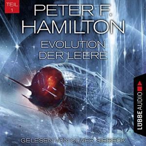 Peter F Hamilton Das dunkle Universum 4 1 Evolution der Leere ungekuerzt