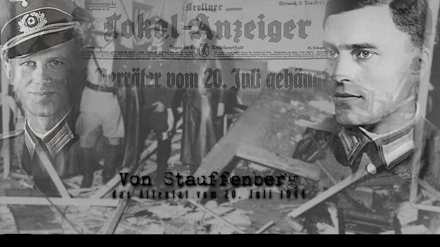 Von Stauffenberg, 20. Juli 1944