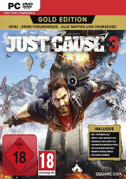 Just Cause 3 Gold Edition MULTi10 – x.X.RIDDICK.X.x
