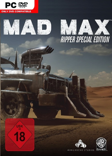 Mad Max Ripper Special Edition ReRelease MULTi9 – x.X.RIDDICK.X.x