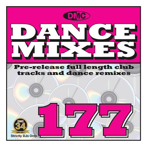 DMC Dance Mixes 177 (2017)