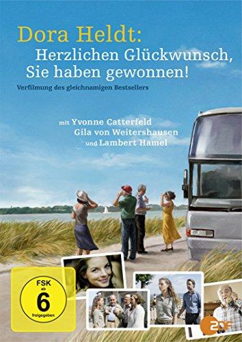 Dora Heldt Herzlichen Glueckwunsch Sie haben gewonnen German 2014 Complete Pal Dvdr - HiGhliGht