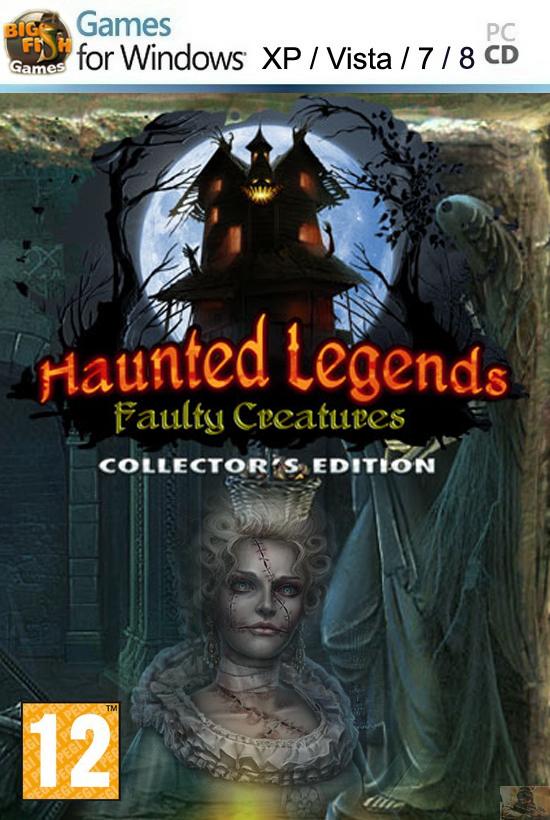 download Haunted.Legends.Faulty.Creatures.Collectors.Edition-ZEKE