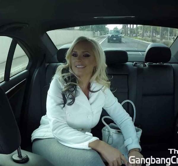 Alena -  GangBang Creampie 90 Interview 720p Cover