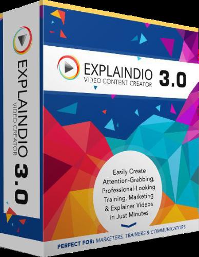 download Explaindio Video Creator Platinum 3.032 Multilanguage