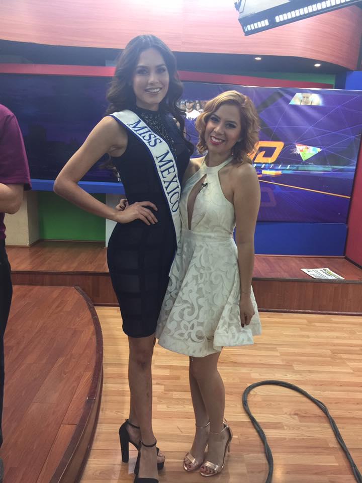 andrea meza, mexicana universal chihuahua 2020/1st runner-up de miss world 2017. - Página 2 Hnedufs5