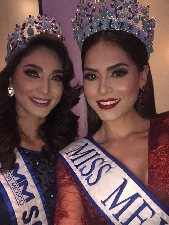 andrea meza, mexicana universal chihuahua 2020/1st runner-up de miss world 2017. - Página 2 Muvjy6yk