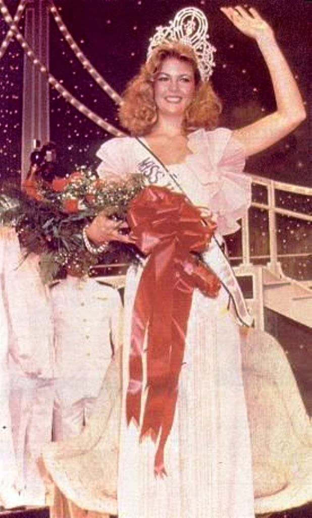 irene saez, miss universe 1981. 4rvdkyzx