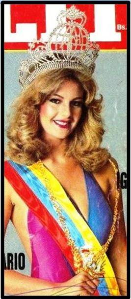 irene saez, miss universe 1981. Lnt7jzyc
