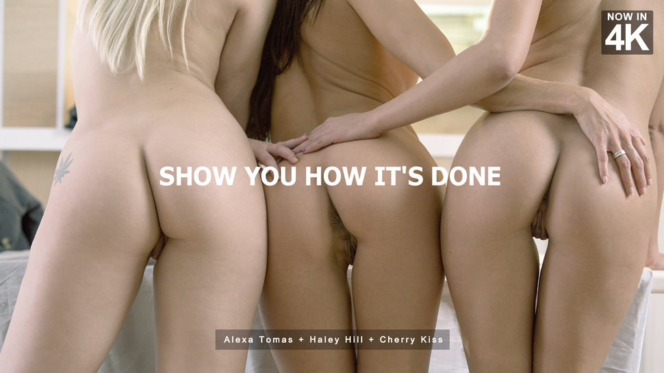 Front [Babes] Alexa Tomas, Cherry Kiss - Show You How It's Done