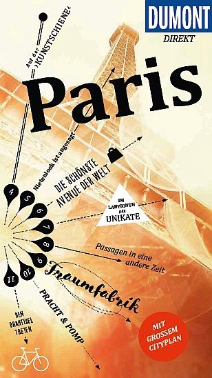 Dumont - Direkt-Reiseführer - Paris