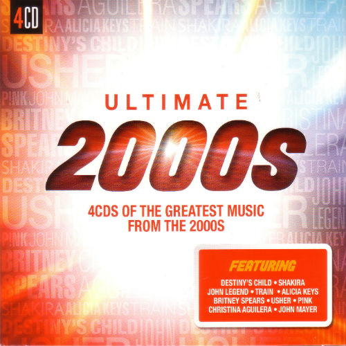 Ultimate 2000s (4CD, 2016)