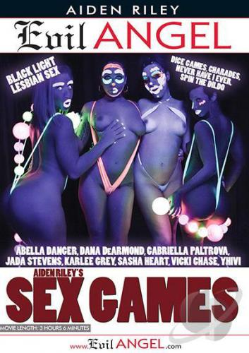Sex Games Cover